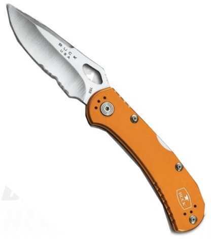 Buck Knives Spitfire Serrated Org 0722ORX1