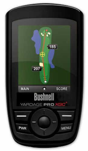 Bushnell Xgc Golf Gps/rnagefinder 368350
