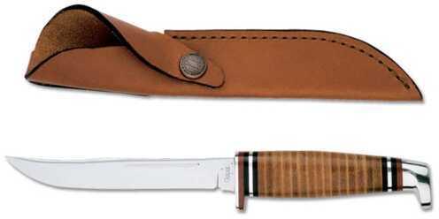 Case Cutlery 316-5 SS Fixed Blade W/Sheath 00381