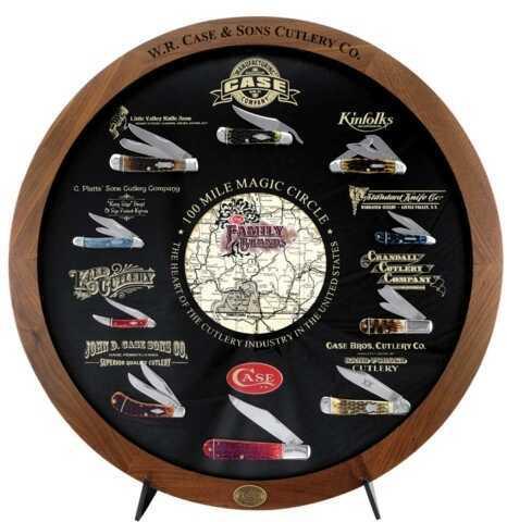 Case Cutlery 100-Mile Magic Circle 10 Piece Set