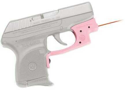 Crimson Trace Laserguard Ruger LCP Pink