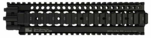 Daniel Defense AR15 Lite Rail - 10.0 Midlength Extended Bolt-Up system w/uninterrupted upper rail platform - Free f DD-2007