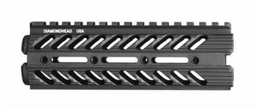 """Diamondhead USA, Inc. VRS-Di Modular Drop-In Handguard Rail Black Drop In AR-15 7"""" 2001"""