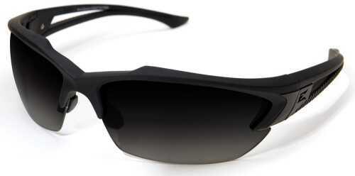 Edge Safety Eyeware Acid Gambit - Black/polar Gradient Lens Glasses TSGG716