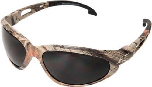 Edge Safety Eyeware Edge Eyewear Dakura Polar Camo/Smoke Lens Glasses TSM216CF
