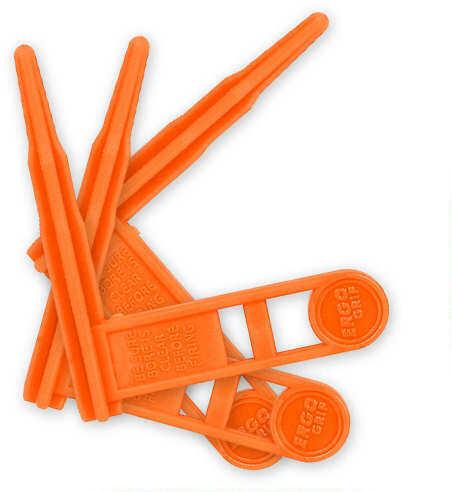 Ergo Safety Chamber Flag 3 Pack Orange 4984-3PK-OR