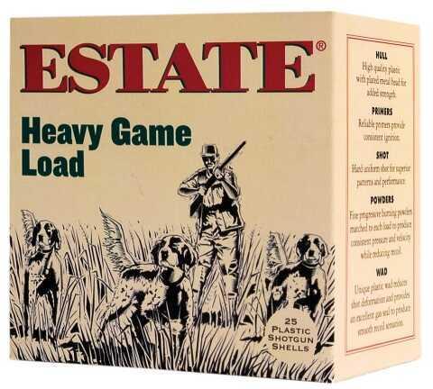 Estate Cartridge Upland 16 Ga 2.5De 1Oz #8 25 Rounds Per Box HG168