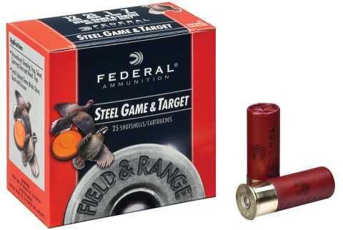 Federal Cartridge Federal Ammunition F&R Steel 28Ga 2.75In SZ 7 25 Rounds Per Box FRS2837