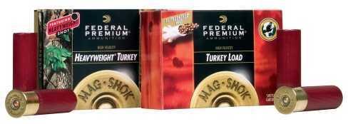 Federal Cartridge Federal Ammunition Mag Shok 12Ga 2.75In Max SZ 6 10 Rounds Per Box PFC156F6