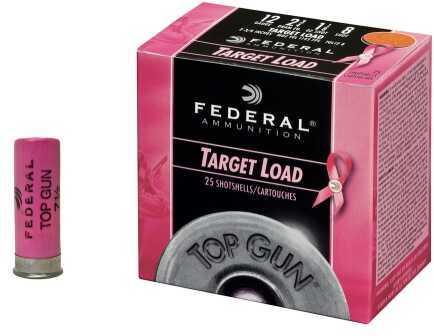 Federal Cartridge TG 12 Gauge 2.75De 1.125Oz SZ 9 25Rd/Bx TGL129