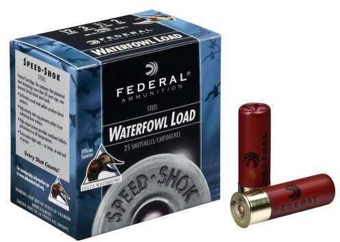 Federal Cartridge Federal Ammunition Speed-Shok 10Ga 3.5In 1.5Oz BB 25 Rounds Per Box WF107BB