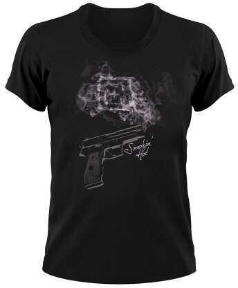 5.11 Inc 29711 - Smokin Hot SS Shirt Xl Black 31002AE019XL