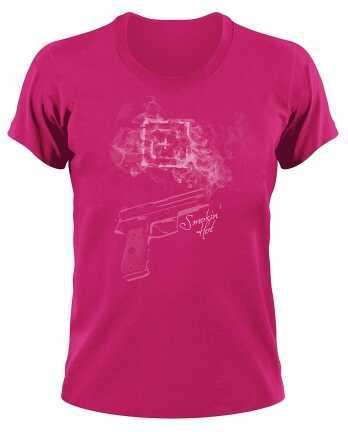 5.11 Inc Tactical 29715 - Smokin Hot Short Sleeve Shirt L Pink 31002AE502L
