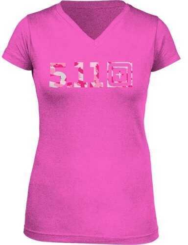 5.11 Inc Tactical URBN ASAULT Short sleeve Shirt Lady Pink Xl 31004AI502XL
