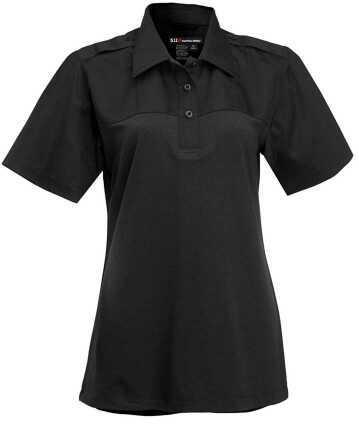 5.11 Inc Tactical Wm Rapid PDU Short sleeve shirt Black Lt 61304019LT