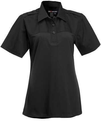 5.11 Inc Tactical Wm Rapid PDU Short sleeve Shirt Black XLT 61304019XLT