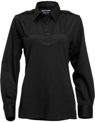 5.11 Inc Tactical Wm Rapid PDU Long sleeve shirt Black XS 62372019XS