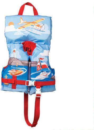 Full Throttle Infant/Child Character Vest Md: 10420050000012