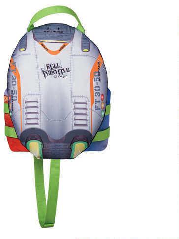 Full Throttle Water BUDDIES Vest Astronaut md: 10430050000114