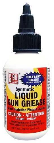 G96 Brand Liquid Gun Grease - 2 fl. oz. Md: 1063