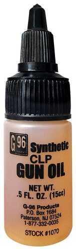 G96 G-96 Brand Synthetic CLP Gun Oil 0.5Oz 1070