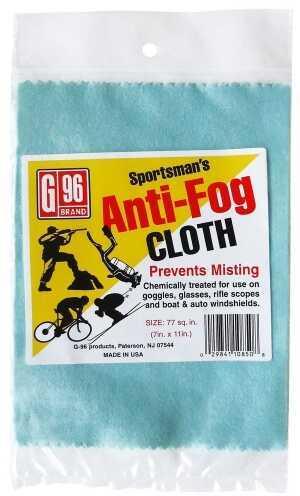 G96 Brand Anti-Fog Cloth Md: 1085S