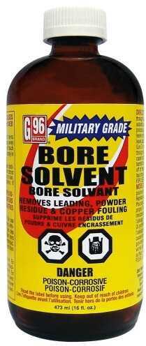 G96 Military Grade Bore Solvent 16Oz 1107