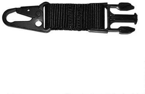 Grovtec USA Inc. Grovtec Sling Snap Hook Buckle Black