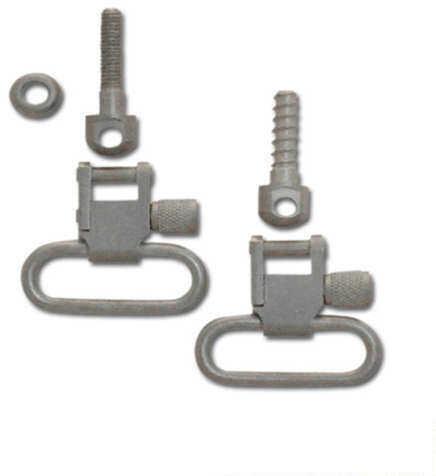 Grovtec USA Inc. Swivels LockIng 1In W/ Screw Set NKL GTSW09