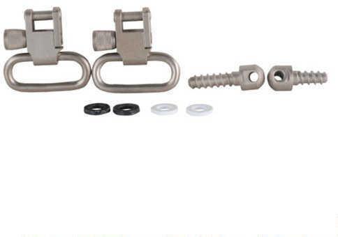 Grovtec USA Inc. Swivels LockIng WD SCRW Fend 1In Set NKL GTSW14