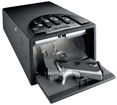GunVault MINIVAULT DLX Handgun Safe CA DOJ Apr GV1000CDLX