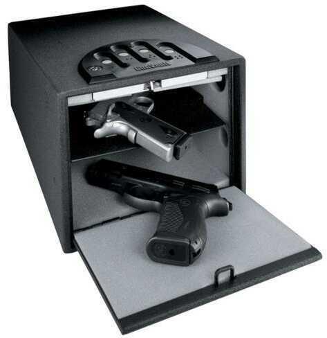 GunVault MULTIVAULT Std Handgun Safe CA DOJ APPR