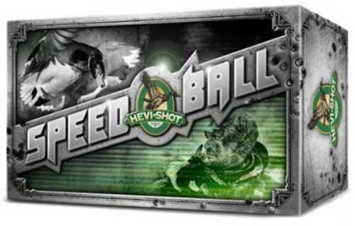 Hevi-Shot HeviShot SPEEDBALL 12Ga 3 1.25Oz 3 10Rd/Bx 70303