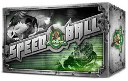Hevi-Shot Hevishot Speedball 12ga 3.5 1.375oz 3 Shot Size 10rd/bx 70353