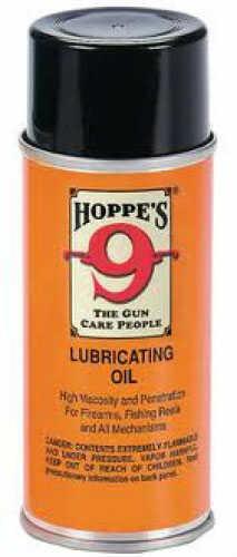 Hoppes LUBRICATING OIL 10OZ AEROSOL 1610