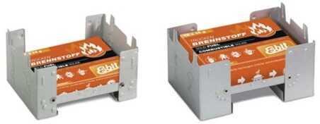 Industrial Revolution 028902 - Pocket Stove LRG W/ Fuel 12Pc ESTOVE12X14L