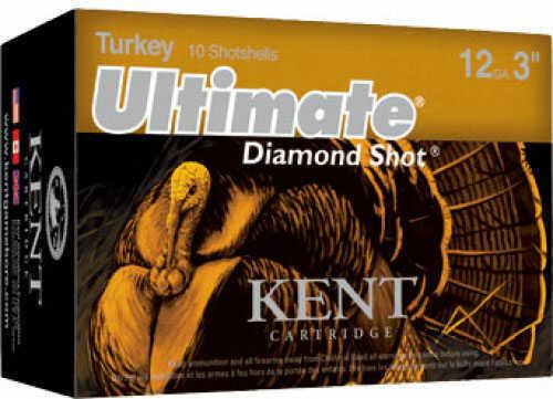 Kent Cartridges Ultimate Diamond Shot Turkey 12Ga 3In #6 1.75Oz 10Rd C123TK506