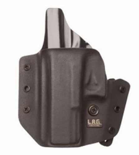 L.A.G. Tactical Defend Holster Sig Sp2022 RH Black