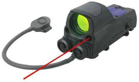 Meprolight Reflex Sight Multi-PURP W/LSR Pointer Qr