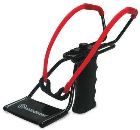 Marksman Hyper-Velocity Adjustable Slingshot