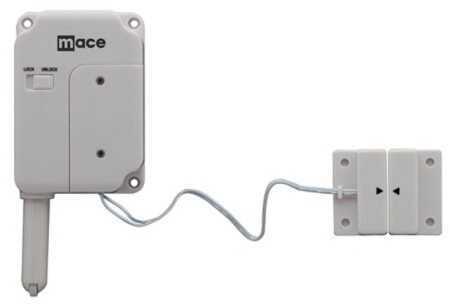 Mace Wireless Garage Door Sensor Md: 80360