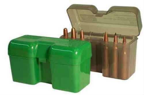 MTM S25D41 Clear Smoke Shotshell Ammo Box 25 Round