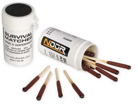 NDuR Matches Survival 2Pk