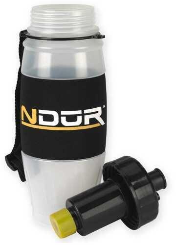NDuR Pull Top Filter Bottle 28Oz CLR/Blk