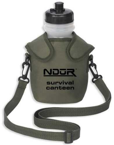 NDuR NDR SURV Canteen W/Adv FILTR OLV PCH