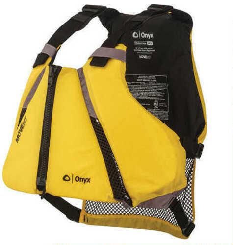 Onyx Outdoor MOVEVENT Curve PADL SPT Vest YLW M/L
