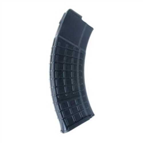 ProMag Pro-Mag Rug Mini-30 7.62X39 Black 30Rd Poly Mag RUGA12