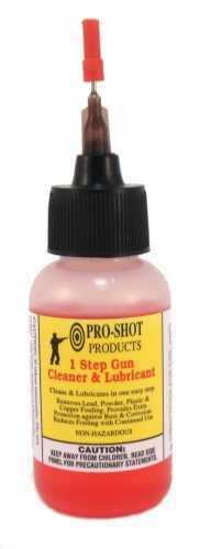 Pro-Shot One-Step CLNR & Lube 1Oz Needle Oiler 1STEP1NEEDLE