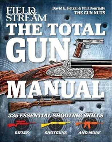 Simon & Schuster Total Gun Manual (Field & Stream) 9781616282196