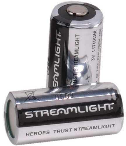 Streamlight Lithium Batteries 24Pk CR123